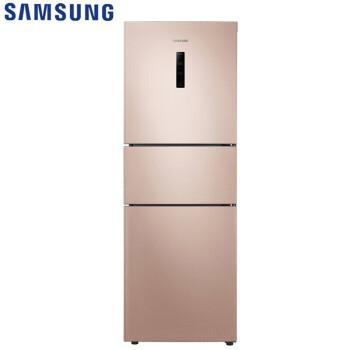 サムスン(SamSung)280リットル大容量空冷無クリーム単循環周波数変化(省エネタリア)3つの冷蔵庫RB 27 KCFJ 01 / SC